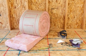Wall Insulation and Tools